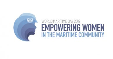 World Maritime Day official logo