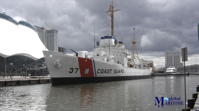 Кораб на USCG