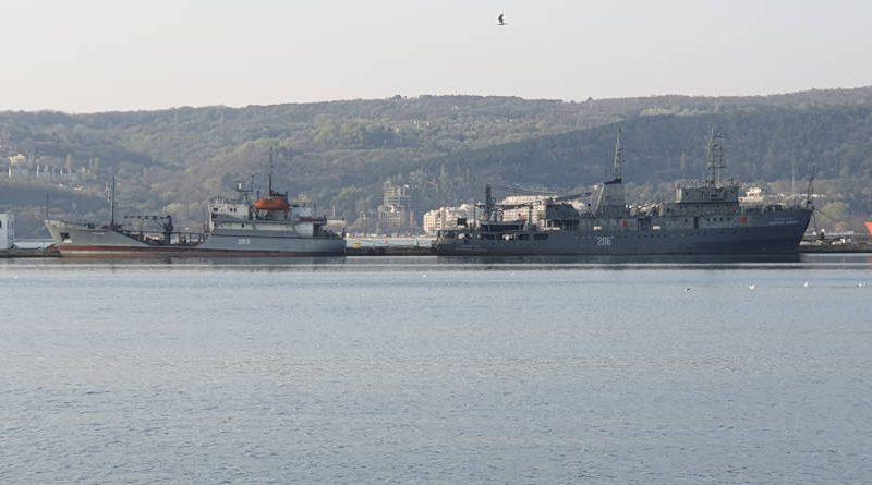 Военноморска база Варна