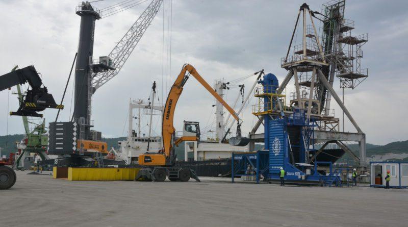 Пристанище Варна