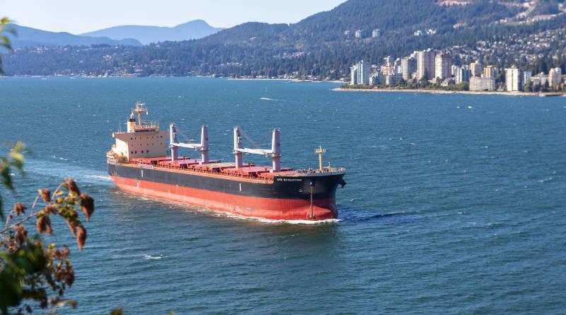 Кораб за насипни товари