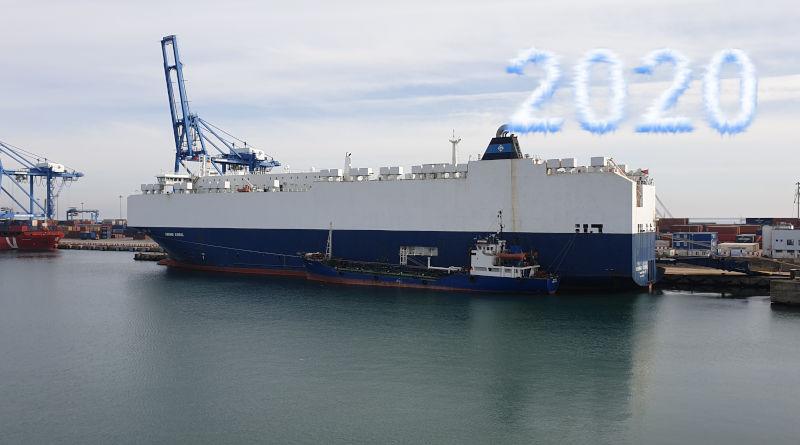 IMO 2020 глобален лимит 0.5% сяра в корабните горива