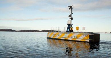 SEA-KIT - автономен кораб USV Maxlimer