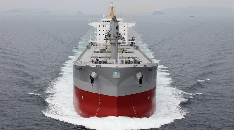 кораб за насипни товари Paolo Topic