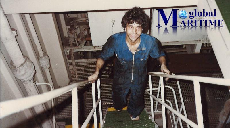 Корабен механик