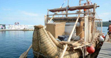 АБОРА IV отплава от Варна