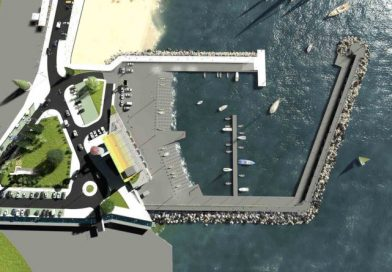 Проект на рибарско пристанище Карантината