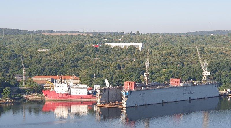 ТЕРЕМ-КРЗ Флотски арсенал – Варна