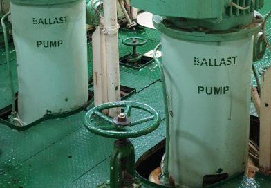Система за пречистване на баластните води