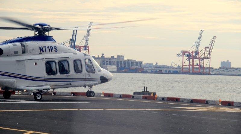 Трансфер на пилотите с хеликоптери