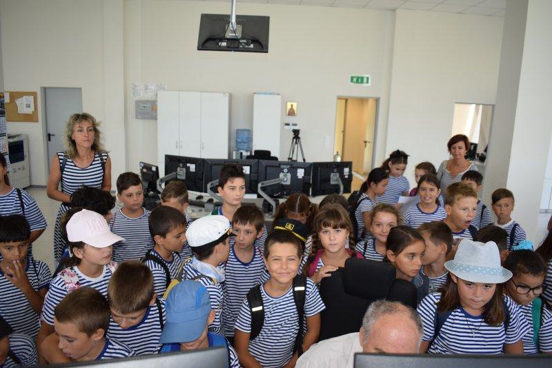 С Детски навигационен ден започна отбелязването на празника 20 години РКТ в България