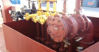 Корабен манифолд за бункероване на гориво