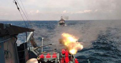 """Тактическото учение """"Черно море - 2019 г."""""""