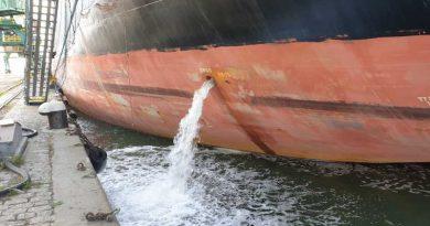 Изхвърляне на баластни води