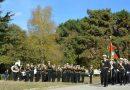 Военен ритуал по случай 575-ата годишнина от Битката при варна