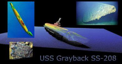 USS Grayback (SS-208)