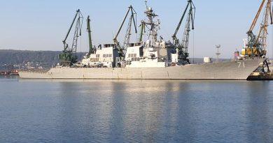Сигурността в Черно море