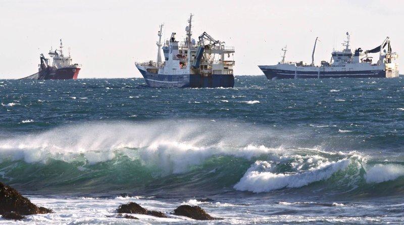 Исландия забрани използването на тежки корабни горива