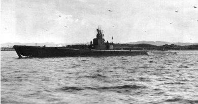Tullibee (SS 284)