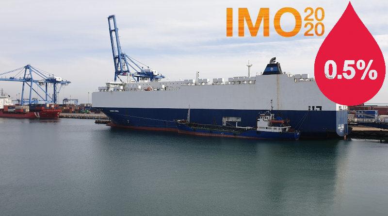 IMO 2020 и свойствата на горивата