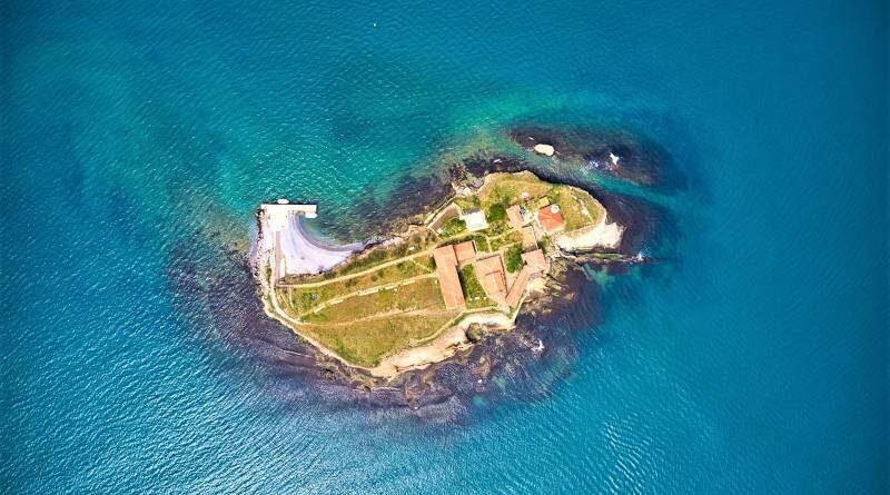 Oостров Света Анастасия