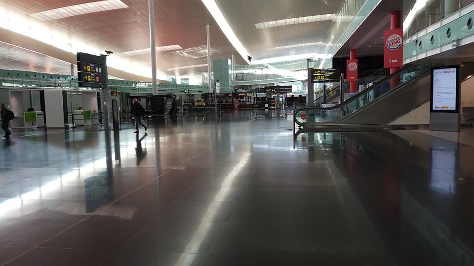 Празно летище