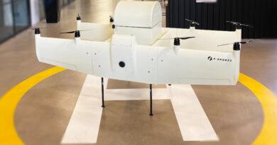 GAC подкрепя стартъп за дронове, способни да пренасят до 100кг. на 100км.