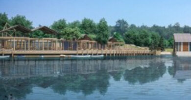 Проект на Община Бургас за изграждане на покрита лодкостоянка