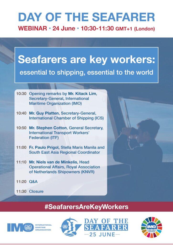Международен ден на моряка 2020