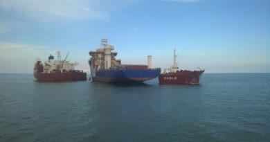 Как функционират полупотопяемите кораби за тежки товари