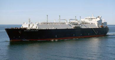 Кораб за превоз на втечнен природен газ