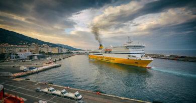 Емисии от корабите