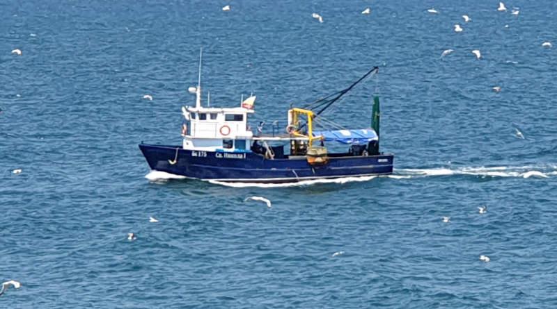 Риболовен кораб