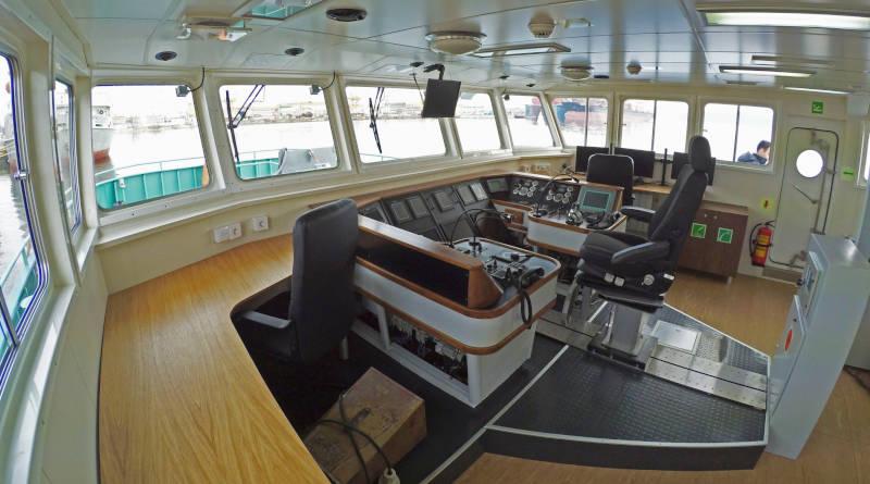 "Хидрографски кораб ""Дунав 1"""