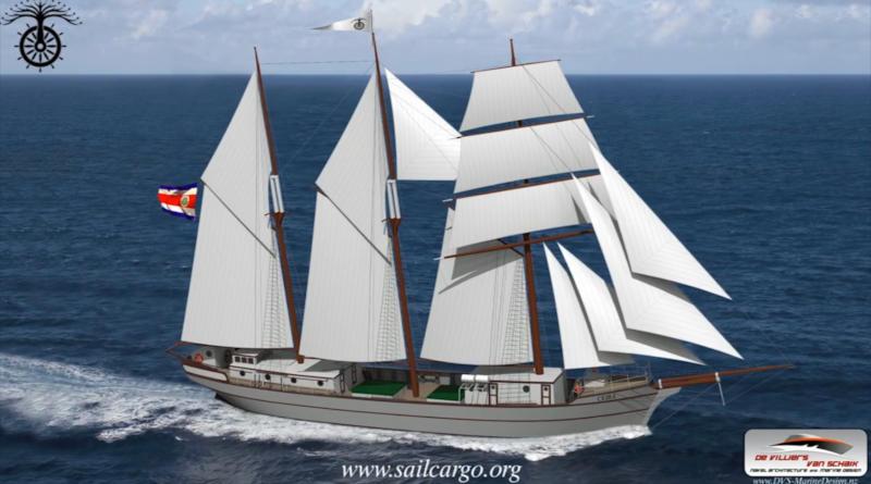 Ветроходен кораб Ceiba