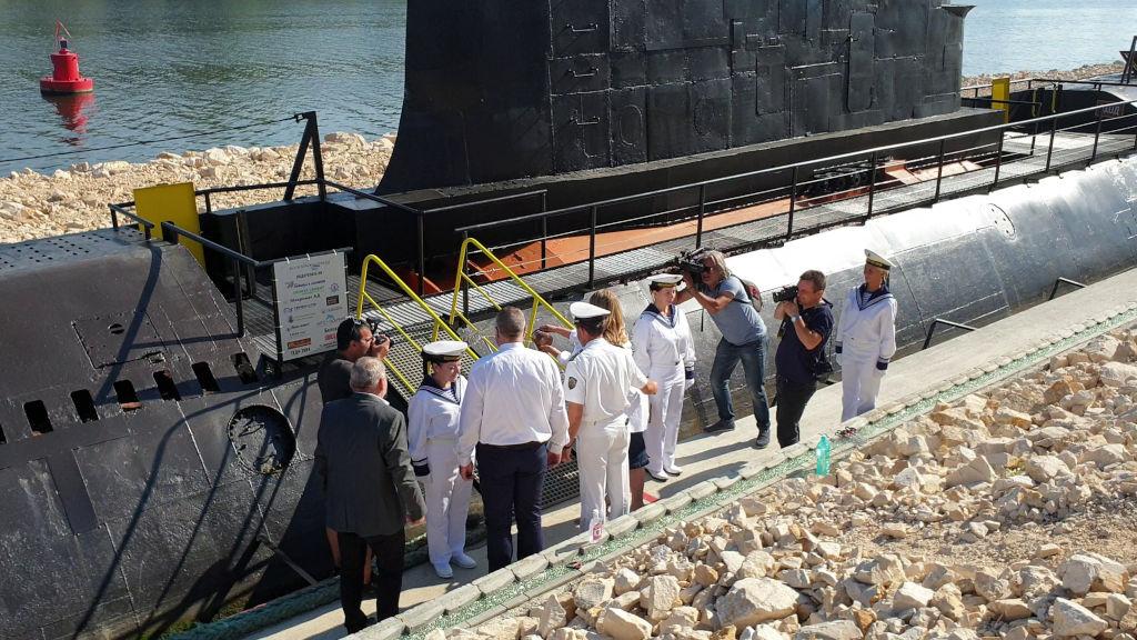 """Подводница С-84 """"Слава"""""""