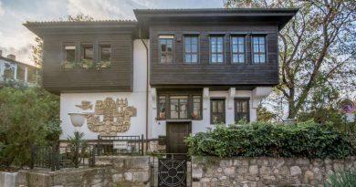 Домът на моряка във Варна