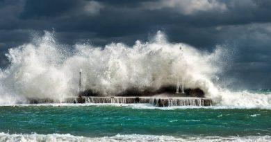 Урагани и вълни
