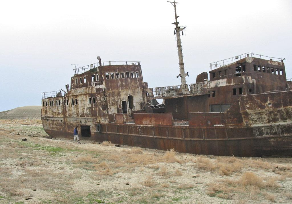 Аралско море