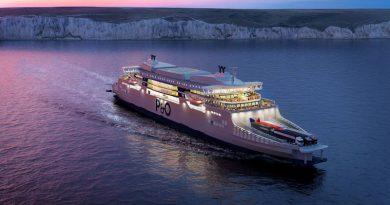 "Признати от рекордите на Гинес двигатели на ""Wärtsilä"" избраха ""P&O Ferries"""