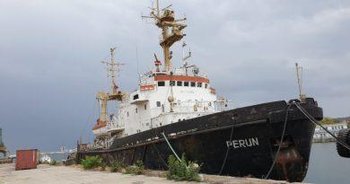 Спасителен кораб Перун