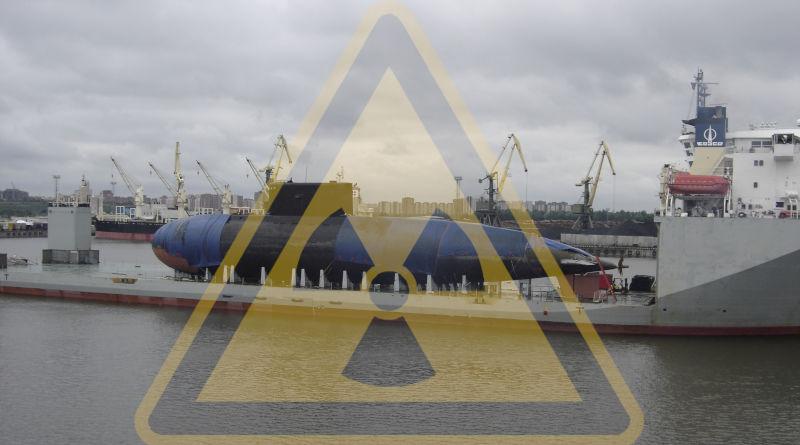 Превоз на радиоактивни материали по море