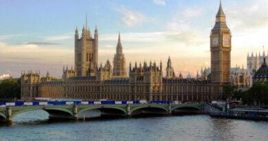 Парламентът на Обединеното кралство